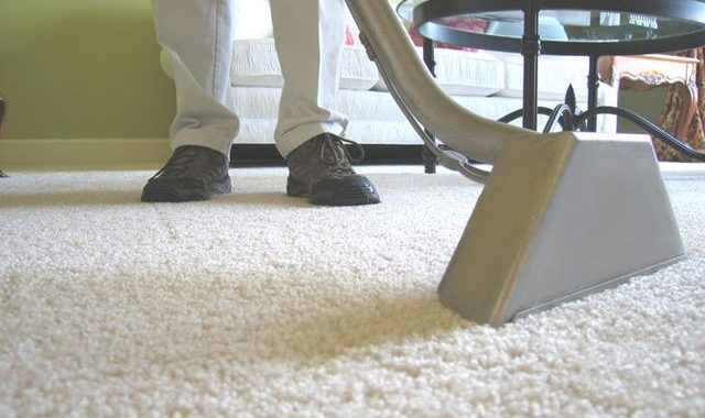Carpet Cleaning Tips From The Experts