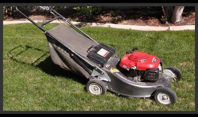 Selecting Your Lawn Mower