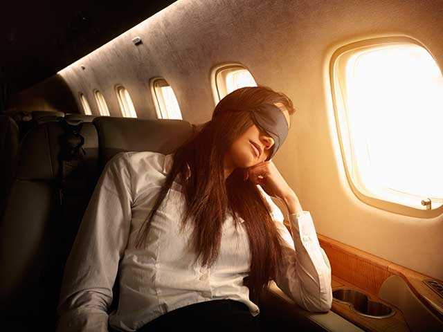 How To Get Over Jet Lag
