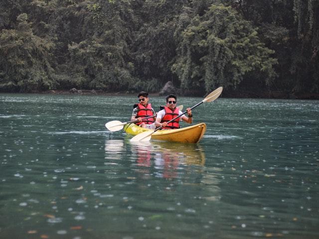 Choose the Right Kayak