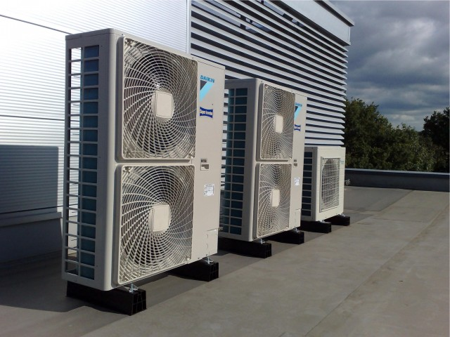 A Closer Look At Air Conditioners