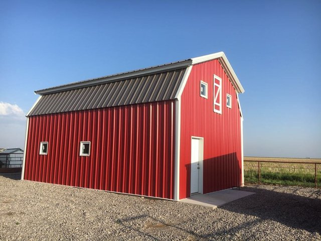 How To Build A Garage With A Steel Building